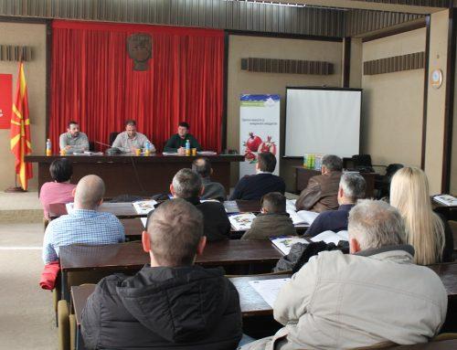 ИПАРД 2014 – 2020 Програмата презентирана во Штип и Радовиш