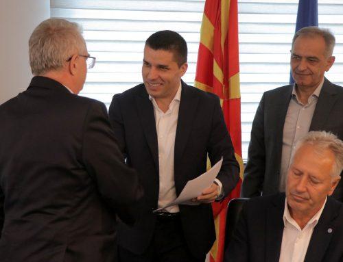 Започна потпишувањето на договорите за мерката за инвестиции во преработувачки капацитети од последниот повик за ИПАРД 2