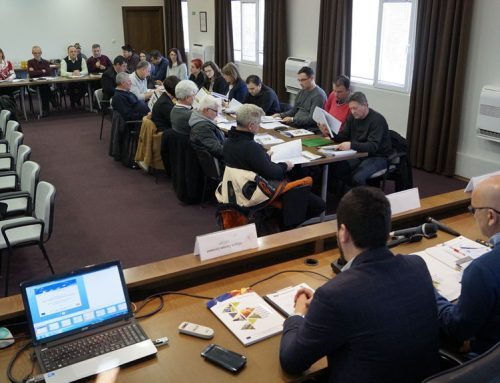 The first Info days of the IPARD Programme started from Veles and Lozovo and will continue in Shtip and Radovish