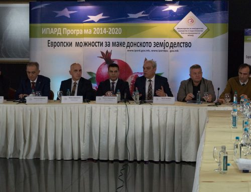 New European Perspective of the Macedonian Food Processing Industry